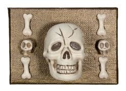 3 Little Skulls in the Buff (WhiteRosesArt.com)