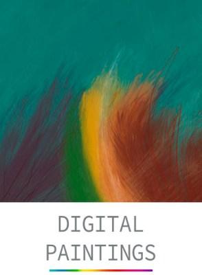 Digital Paintings by Heather Miller, WhiteRosesArt