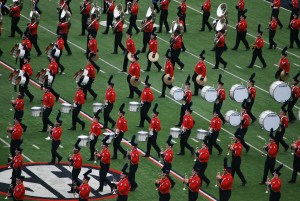 Marching bands. 10 Fall things that make me Happy? What things make you happy in the fall.