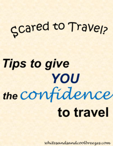 Does flying seem so stressful? Scared to fly? Check out these easy travel tips to be a more confident traveler. You'll be traveling like a pro in no time!!! #confidence #traveler #traveltips