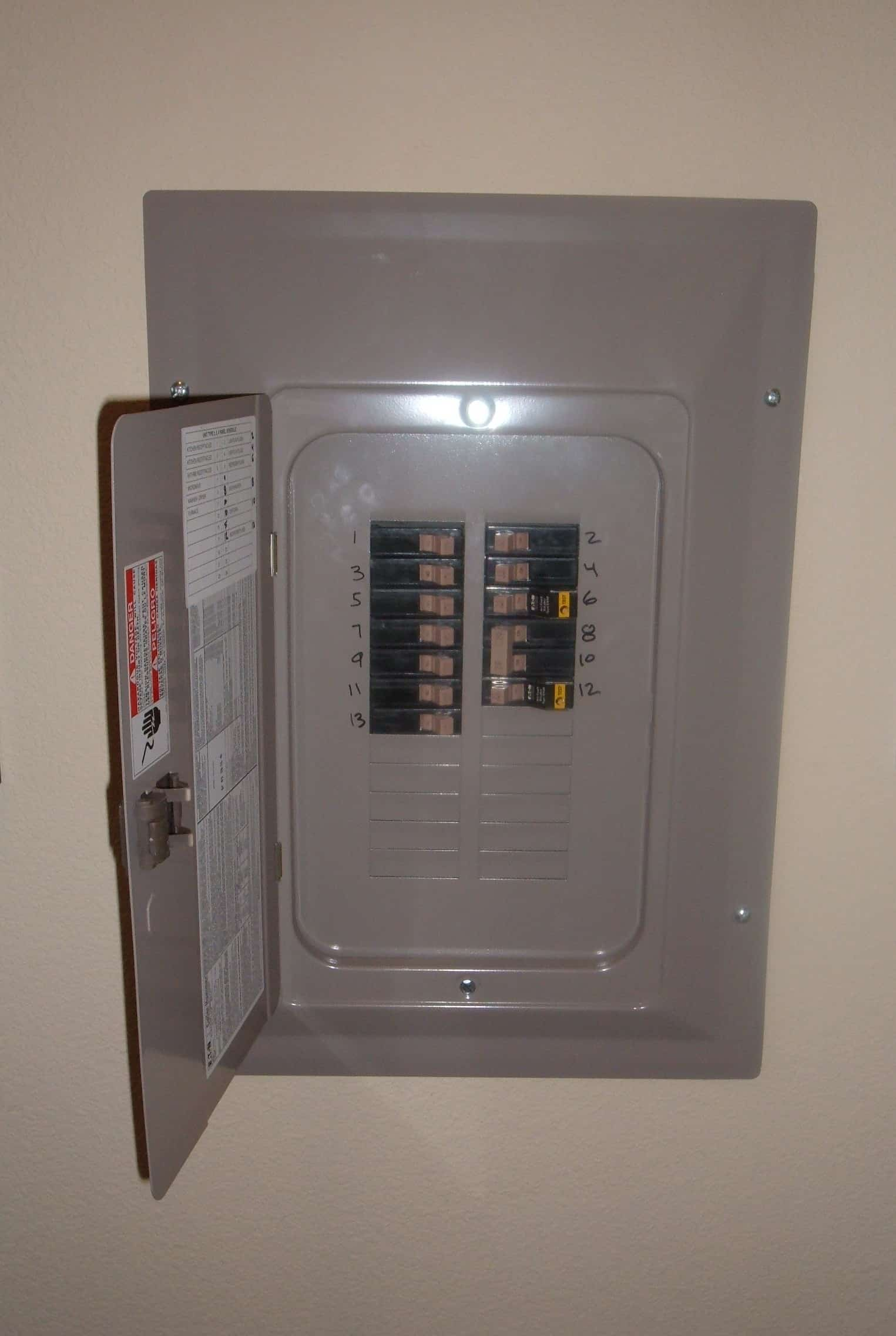 hight resolution of why is there power in only half of my house indianapolis electrician white s electrical