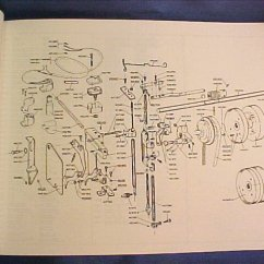 Elna Sewing Machine Parts Diagram 2002 Ford Focus Wiring Radio Manuals A Manual May Help To Repair Machines That Have Been Disassembled Or Determine Where Loose Part Fits