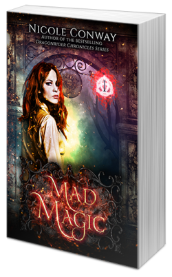 Mad Magic Cover