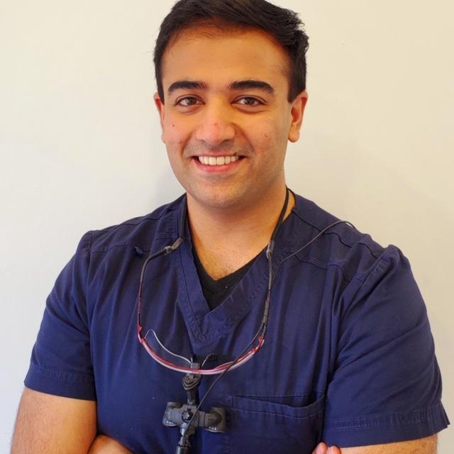 Dr Usman Hussain