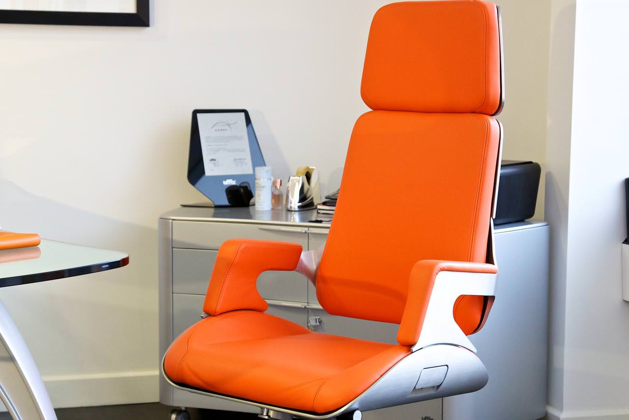 orange office chairs uk peg perego prima pappa diner high chair business furniture bolton manchester cheshire