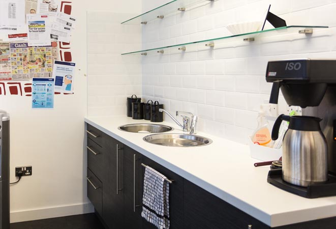 commercial kitchen ventilation cabinet painting ideas kitchens & tea points - bolton, manchester, cheshire ...