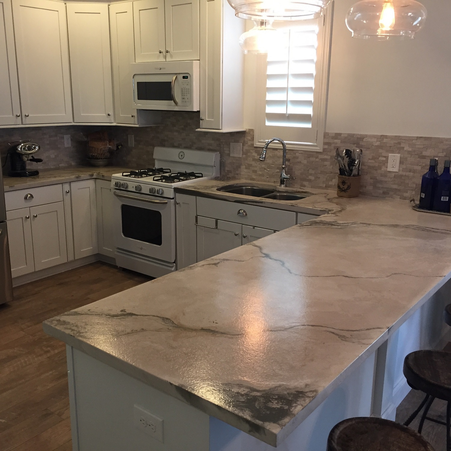 Custom Concrete Countertops  Salt Lake City Utah
