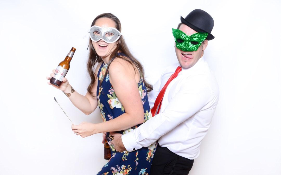 Wedding Photo Booth – Minda & Jimmy