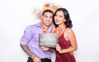 Wedding Photo Booth – Sanderling Club – Siesta Key