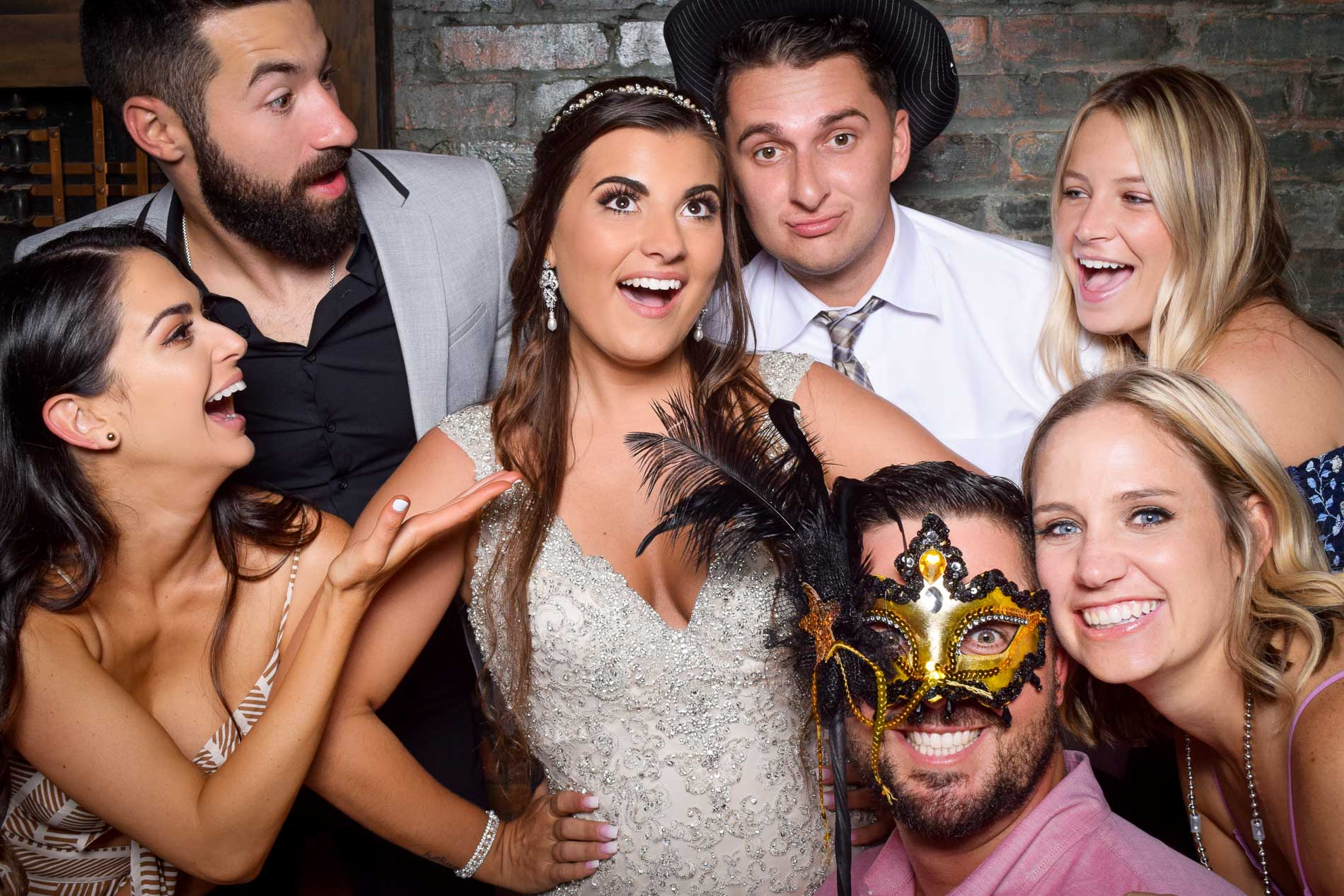 Modern and Upscale Sarasota Photo Booths and Tampa Photo