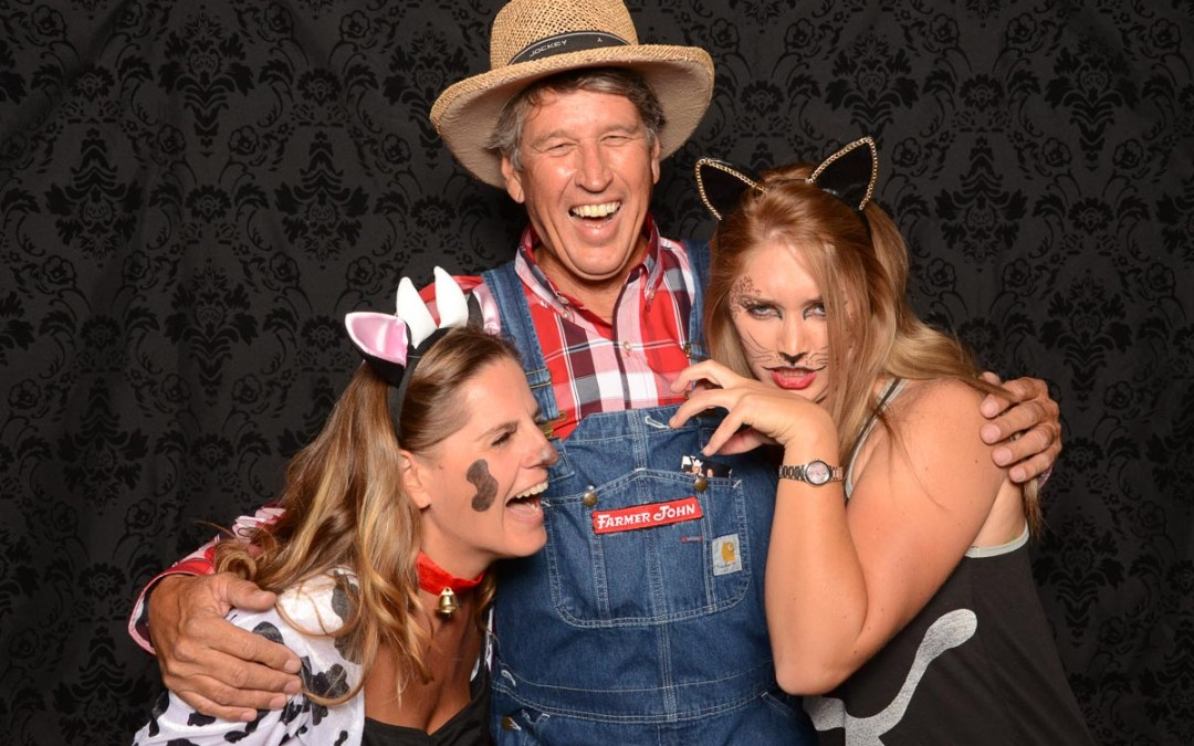 Jackie and John's – Halloween Party – Photo Booth