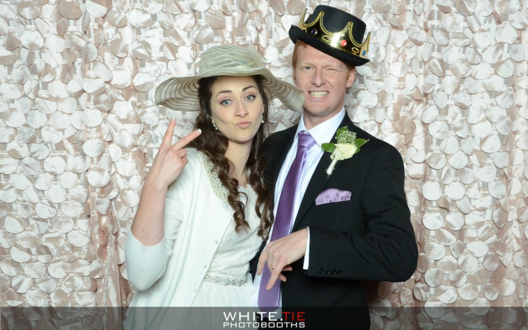 Kelsey and Rees's Wedding Photo Booth
