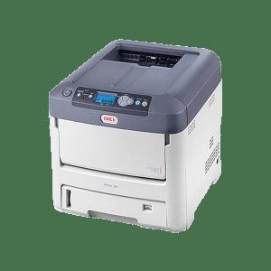 OKI White Toner Laser Printer the Pro7411WT - For FOREVER Digital Heat Transfer Papers