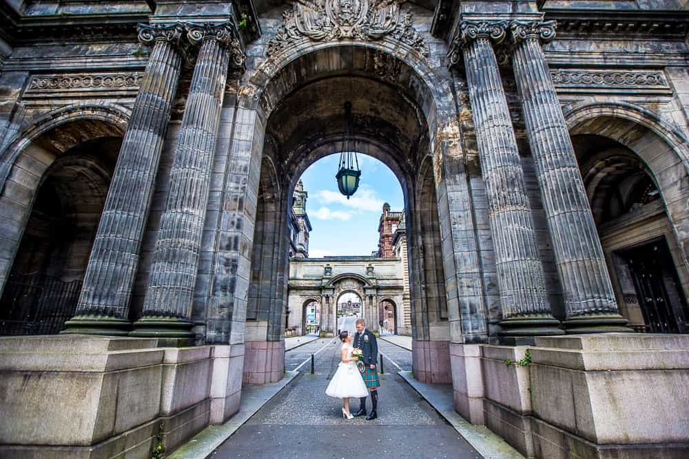 Glasgow City Chambers Wedding Get Married In The Heart Of The City