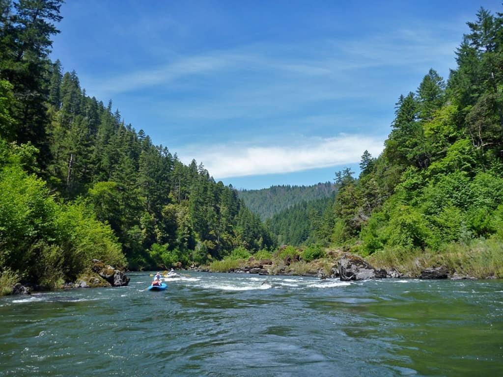 Rogue River Rafting & Kayaking | Whitewater Guidebook