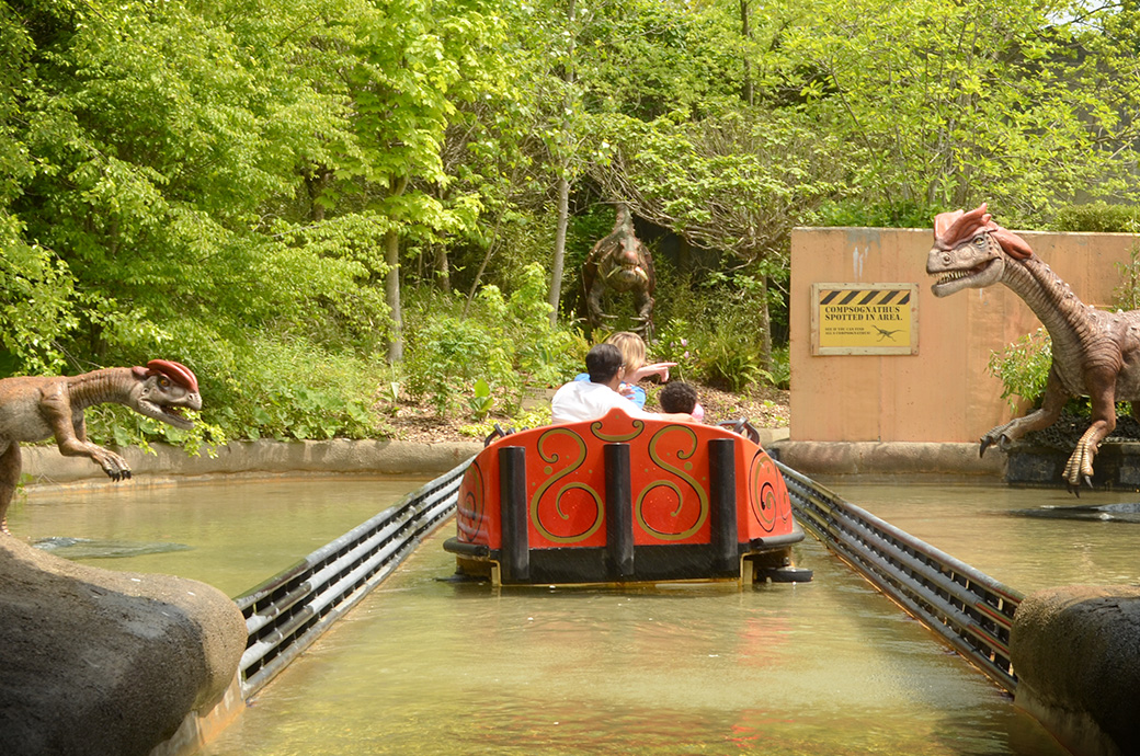 Water Transportation Whitewater West