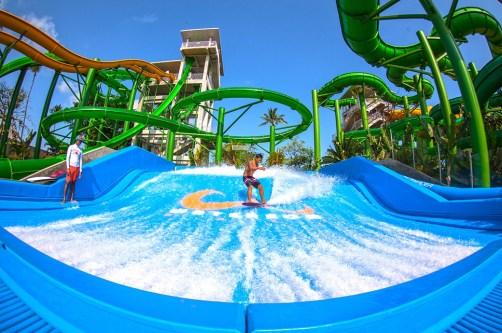 Waterbom Bali - WhiteWater