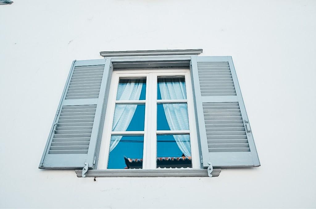 Greckie okiennice