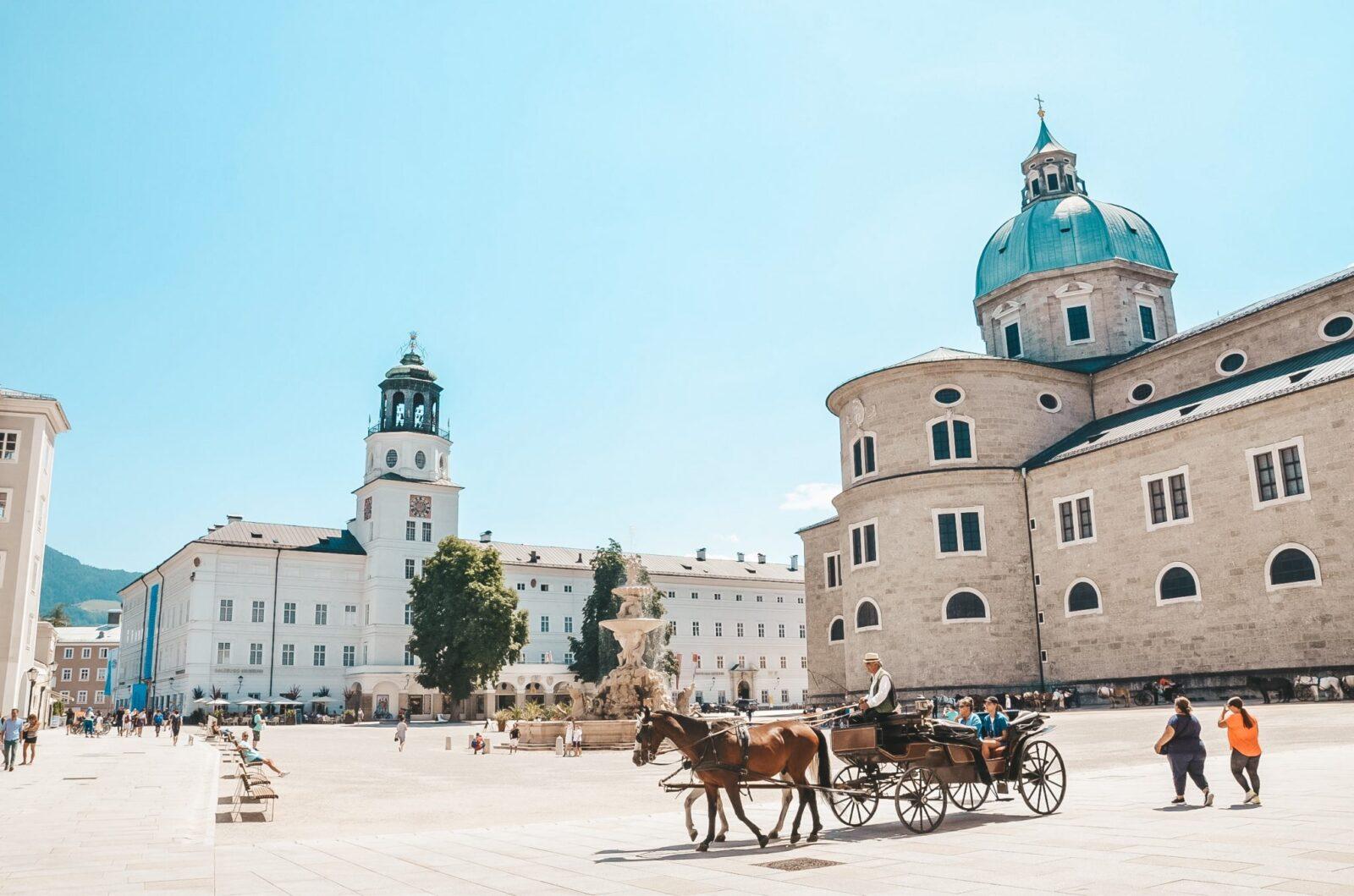 Read more about the article Salzburg -10 rzeczy, które musisz zrobić w mieście Mozarta