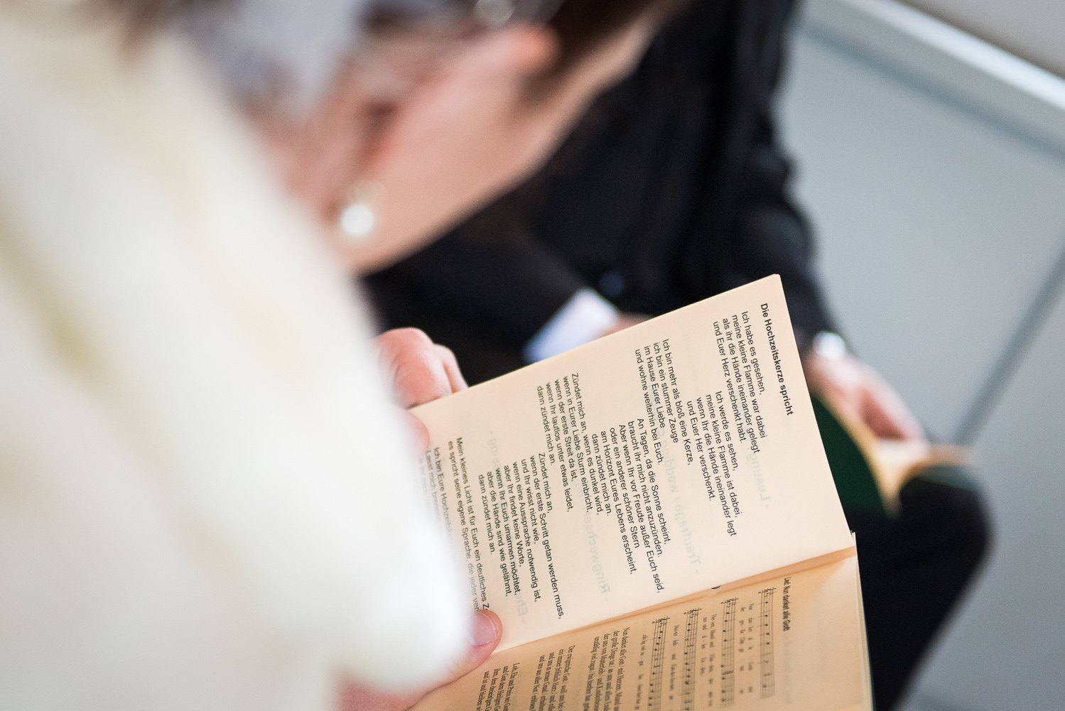 Die Hochzeitskerze Spricht Text  Hochzeit