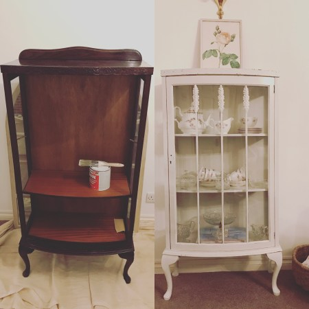 IMG 0194 300x300 - A Vintage China Cabinet
