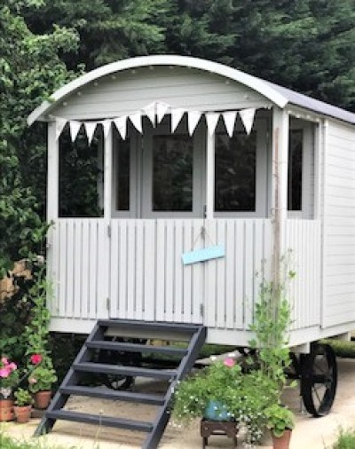 Shepherds Hut 4 Copy 2 - The Shepherds Hut - my very special place to blog