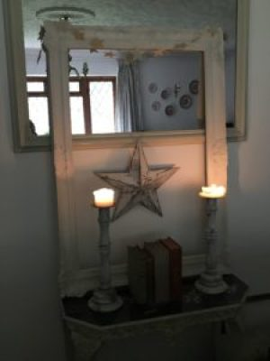 console table with star theme 4 e1510586439190 225x300 - Faffing, the art of and another favourite pass-time in my world