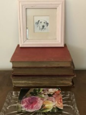 dally painting 1 e1511190706408 225x300 - Paintings - Vintage and Thrifty Styling for the Home