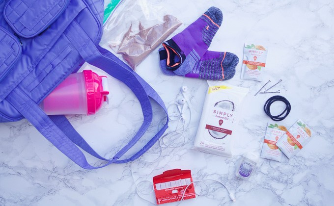 Gym Bag Necessities