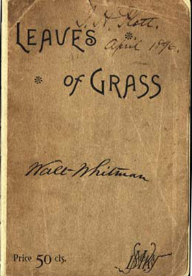 Whitman Making BooksBooks Making Whitman A Catalog and Commentary  The Walt Whitman Archive