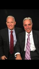 Phil Whitman with Frank Schettino, Managing Partner, Anchin LLP