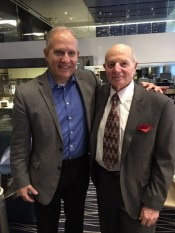 Phil Whitman with Gordon Bizar, CEO National Diversified Funding Corporation