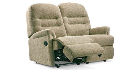click to view the sherborne keswick 2 seat manual reclining settee