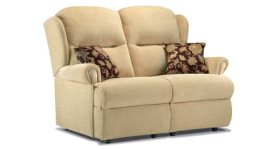 click to view the sherborne malvern 2 seat powered reclining settee