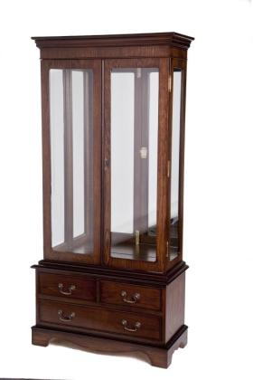 Reproduction Collector's Cabinet