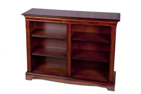 Reproduction Double Bookcase