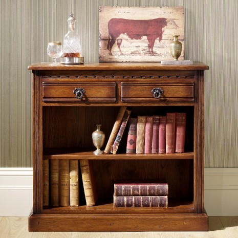 Low Open Bookcase