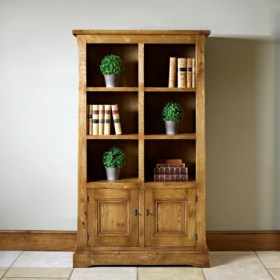 Chatsworth Bookcase with Doors