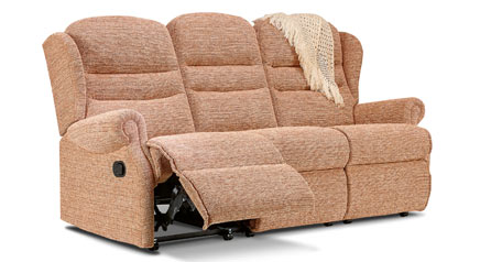 click to view sherborne ashford 3 seat powered reclining settee