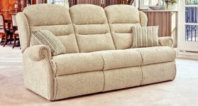 click to view sherborne ashford 3 seat fixed settee