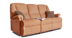 click to view the sherborne milburn 3 seat fixed settee