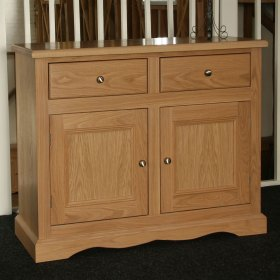 click to view andrena pelham 4' sideboard