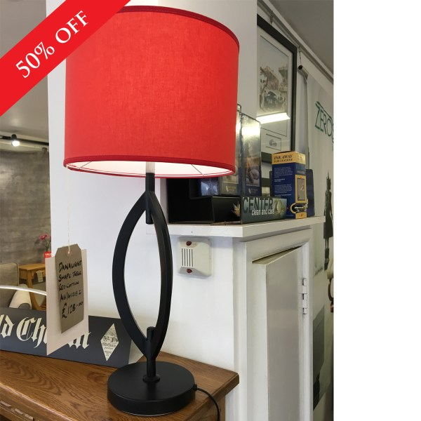 click to view danalight shade table lamp