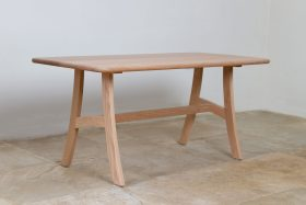 click to view the andrena albury boat shaped coffee table