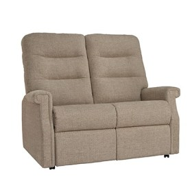 click to view the Celebrity Sandhurst 2 Seat Powered Reclining Settee
