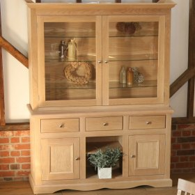 click to view pelham 5' dresser