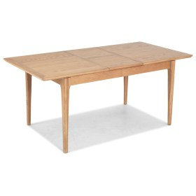 click to view Harbour Oak Extending Dining Table