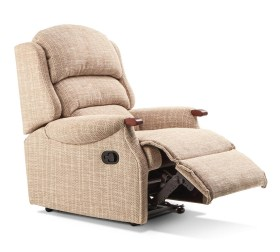 click to view sherborne malham powered recliner