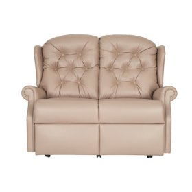 click to view woburn 2 seat fixed settee