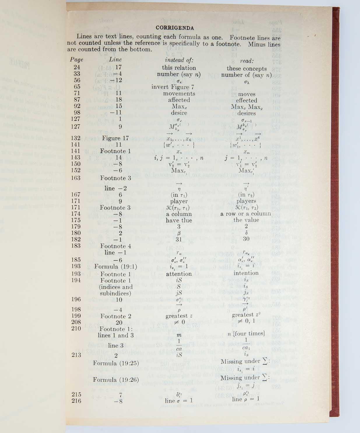 Theory Of Games And Economic Behavior John Von Neumann